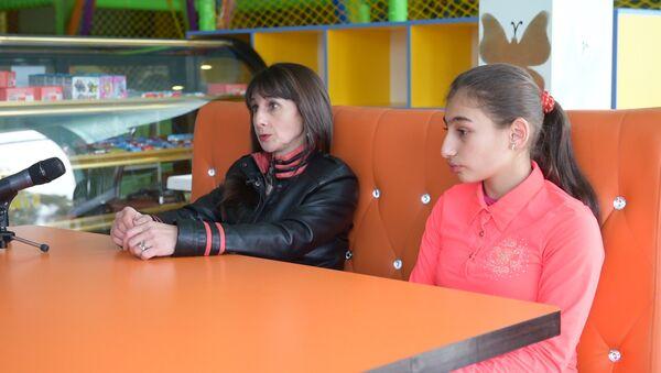Лиана Гокорян и ее мама рассказали о планах на будущее и надеждах на лечение - Sputnik Абхазия