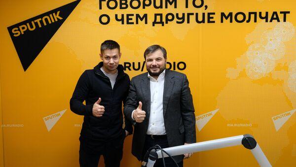 Стас Пьеха и Тимур Вайнштейн - Sputnik Абхазия