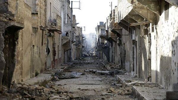 Сирийский город Эль-Баб - Sputnik Аҧсны