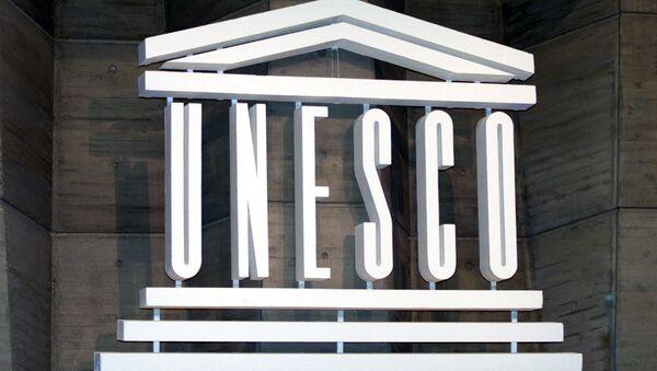 Логотип ЮНЕСКО - Sputnik Абхазия