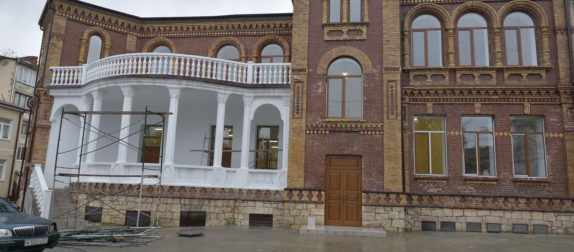 Третья школа после реконструкции - Sputnik Абхазия, 1920, 27.02.2017