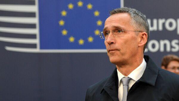 Генеральный секретарь НАТО Йенс Столтенберг - Sputnik Аҧсны