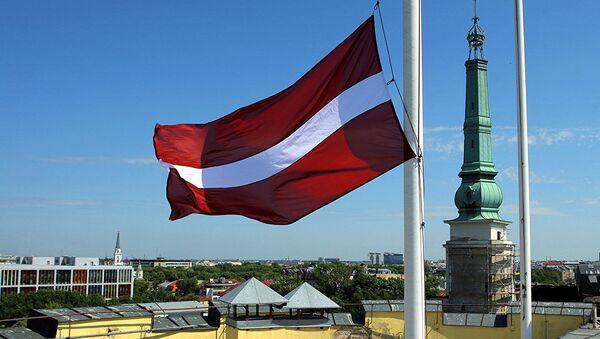Флаг Латвии - Sputnik Абхазия