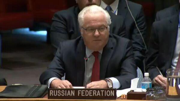 Постпред РФ при ООН Виталий Чуркин скончался в США. Кадры выступлений дипломата - Sputnik Абхазия