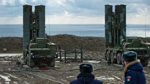 Зенитный ракетный комплекс С-400 Триумф - Sputnik Абхазия