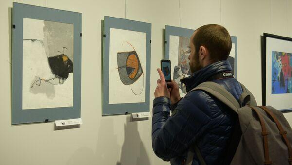Выставка Живопись Графика в ЦВЗ - Sputnik Абхазия