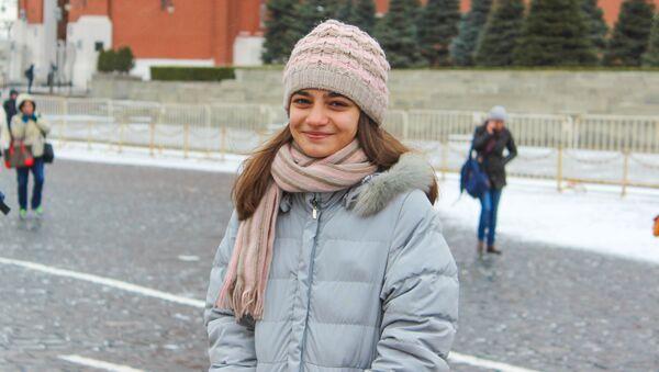 Лера на Красной площади - Sputnik Абхазия