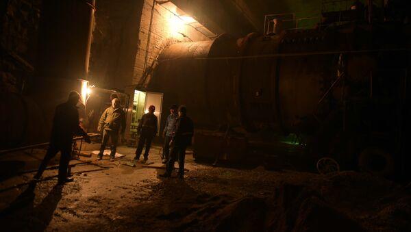 Машинный зал Ингур ГЭС - Sputnik Абхазия