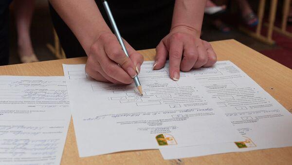 Референдум о досрочных выборах президента Абхазии - Sputnik Абхазия