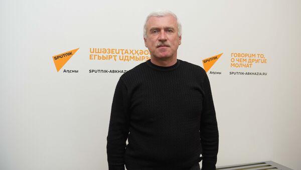 Аԥсны зҽаԥсазтәыз артист Даур Ԥарулуа - Sputnik Аҧсны