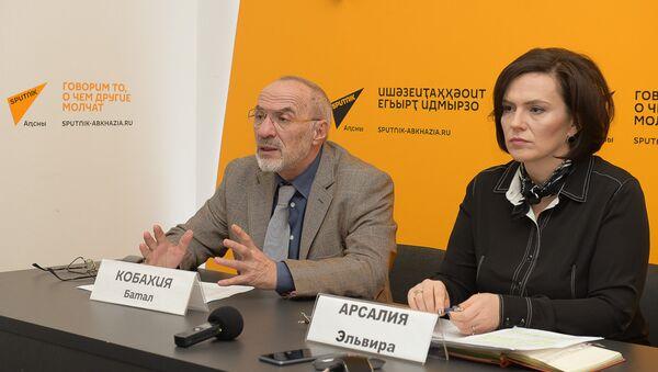 Пресс-конференция министерства культуры - Sputnik Абхазия