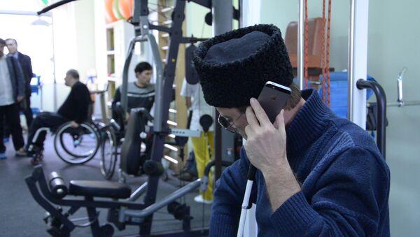 Тренажеры для Ахры и друзей: как открывали спортзал для инвалидов в Сухуме - Sputnik Абхазия