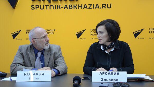 Фольклор и аджика: Минкультуры Абхазии рассказало о своей законодательной инициативе - Sputnik Абхазия