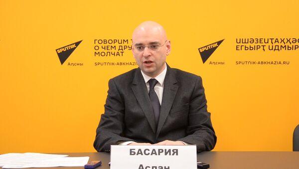 Басария об альтернативной энергии: мы не можем содержать даже ГЭС - Sputnik Абхазия