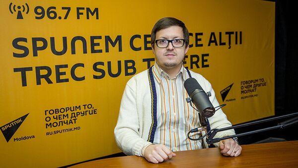 Настоятель Покровской церкви села Гидигич Максим Милинти - Sputnik Абхазия