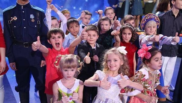 Участники шоу НТВ Ты супер! - Sputnik Абхазия
