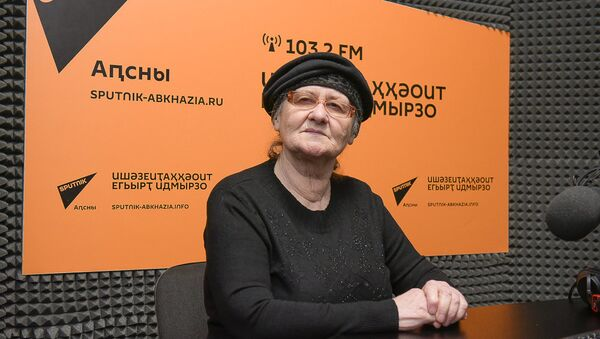 Людмила Малия - Sputnik Абхазия