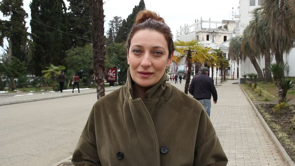 Супер Валерия выступила круто: абхазские звезды о конкурсантке Ты супер! - Sputnik Абхазия