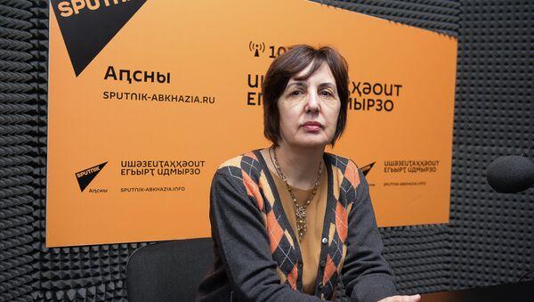 Тамила Аршба - Sputnik Аҧсны