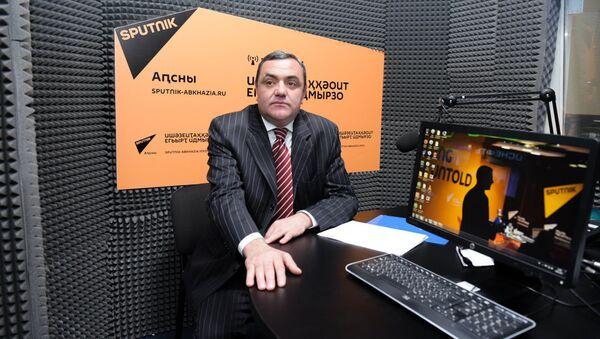 Амиран Какалия - Sputnik Аҧсны