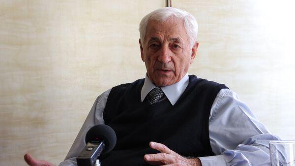 Джума Ахуба - Sputnik Аҧсны