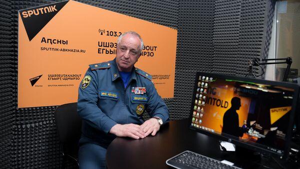Аԥсны Аҭагылазаашьа ҷыдақәа рминистр Лев Кәыҵниа - Sputnik Аҧсны