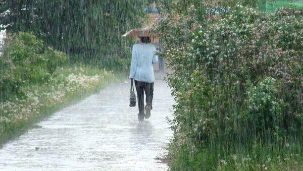 Дождливый день - Sputnik Абхазия