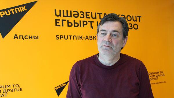 ансамбль асахьаркыратә напхгаҩы Руслан Бебиа - Sputnik Аҧсны