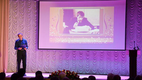 Вручение наград премии имени Таифа Аджба - Sputnik Абхазия