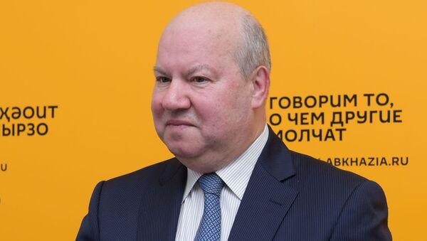 Урыстәыла Ацентртә алхратә комиссиа ахаҭарнак Васили Лихачев - Sputnik Аҧсны