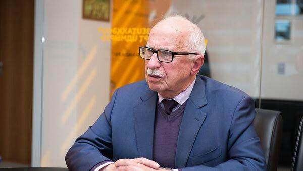 Сергей Бебия - Sputnik Аҧсны