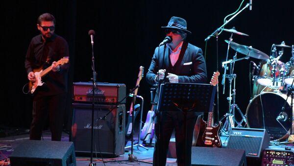Концерт группы Red Rocks в РУСДРАМе - Sputnik Абхазия