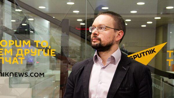 Политолог Николай Силаев - Sputnik Абхазия