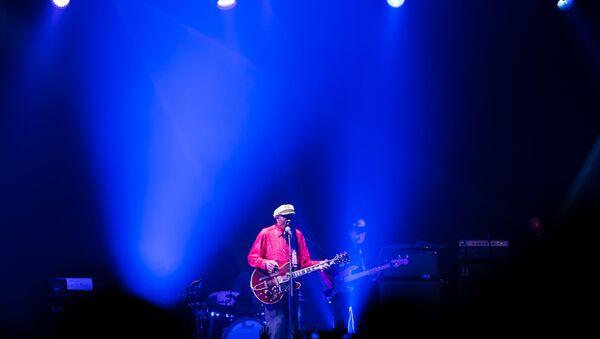 Концерт гитариста Чака Берри в Москве - Sputnik Абхазия