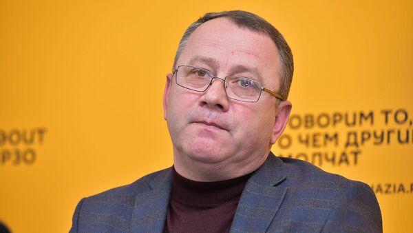 Аслан Барциц - Sputnik Абхазия