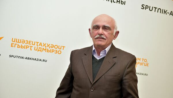Федор Тарба - Sputnik Аҧсны
