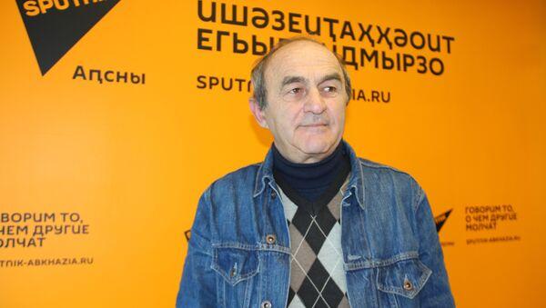 Нури Кварчия - Sputnik Аҧсны