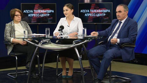 Работа в полном разгаре: ЦИК рассказал о готовности ко второму туру выборов - Sputnik Абхазия