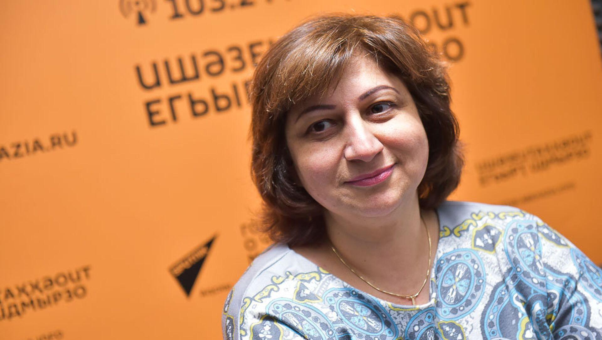 Анжела Ладария - Sputnik Абхазия, 1920, 06.09.2021