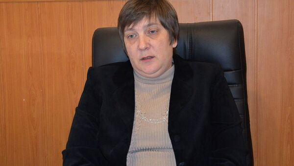 Алла Беляева - Sputnik Абхазия