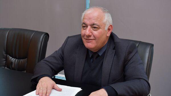 Вадим Харазия - Sputnik Аҧсны