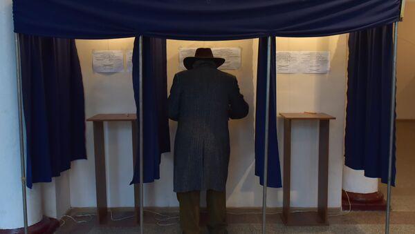 Парламентские выборы в Абхазии - Sputnik Абхазия