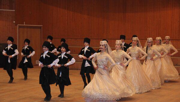 Детский хореографический ансамбль Афтыртын - Sputnik Абхазия