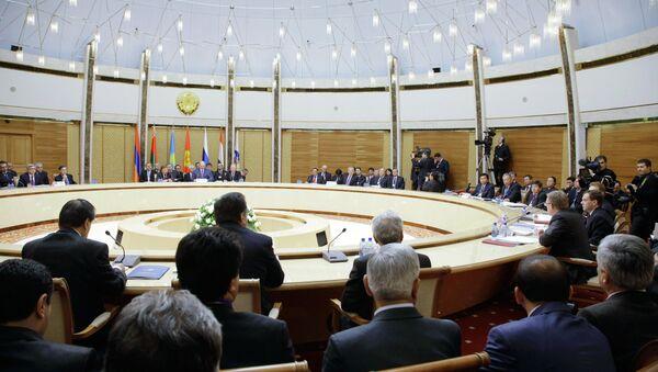 Заседание Межгосударственного совета ЕврАзЭС - Sputnik Абхазия