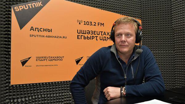 Сухум – Париж: Джон Уоррен рассказал Sputnik о своем самом длинном дне - Sputnik Абхазия