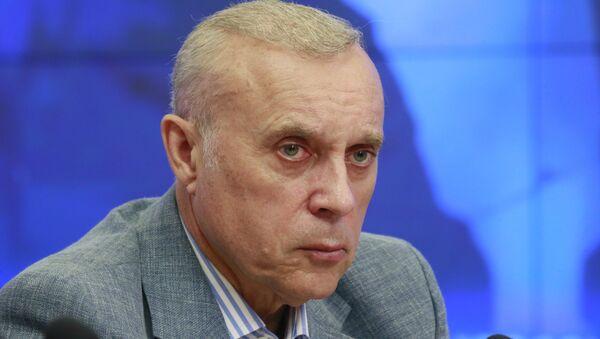 Президент ассоциации ветеранов подразделения Альфа Сергей Гончаров  - Sputnik Абхазия