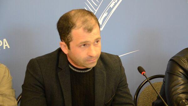 Игорь Базильский рассказал о причинах увольнения из МВД - Sputnik Абхазия