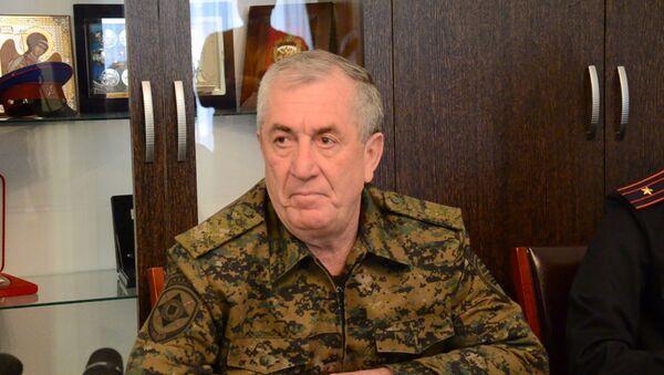 Министр внутренних дел ответил на заявление Базильского - Sputnik Абхазия