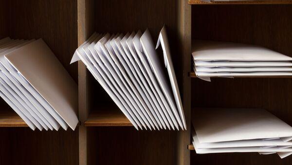 Конверты с письмами - Sputnik Абхазия