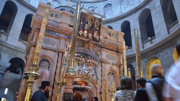 Храм гроба Господня - Sputnik Абхазия